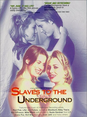 Slaves to the Underground, Lesbian movie
