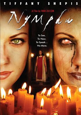 Nympha, Lesbian movie