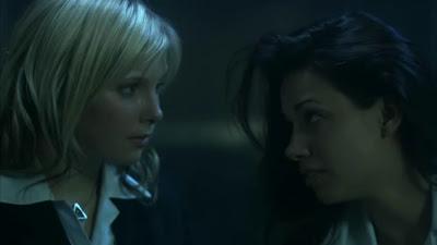 Jordan Madley and Jennifer Miller, Lesbian Kiss lesmedia