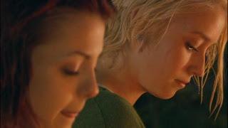 Lily Loveless Skins, Naomi Campbell Lesbian Characters
