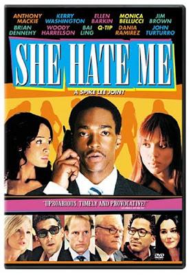 She Hate Me, lesbian movie