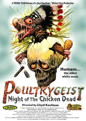 Poultrygeist: Night of the Chicken Dead, 2006 movie lesmedia
