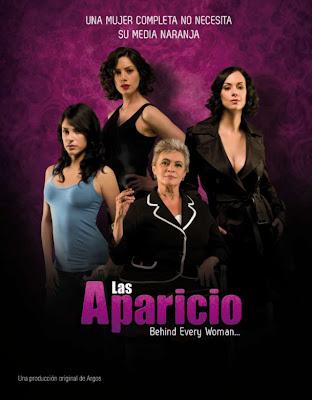 Las Aparicio, 2010 Lesbian TV Show lesmedia