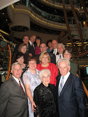 Kennard Klan on Alaskan Cruise