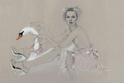 Numéro, 2007 Cedric Rivrain Kate Moss Louis Vuitton