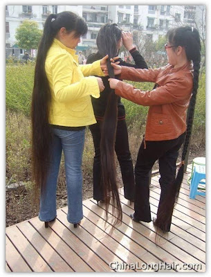 08 - beautiful Long hairs