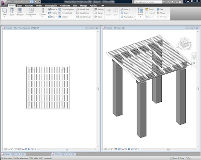 how to make a glass roof in revit