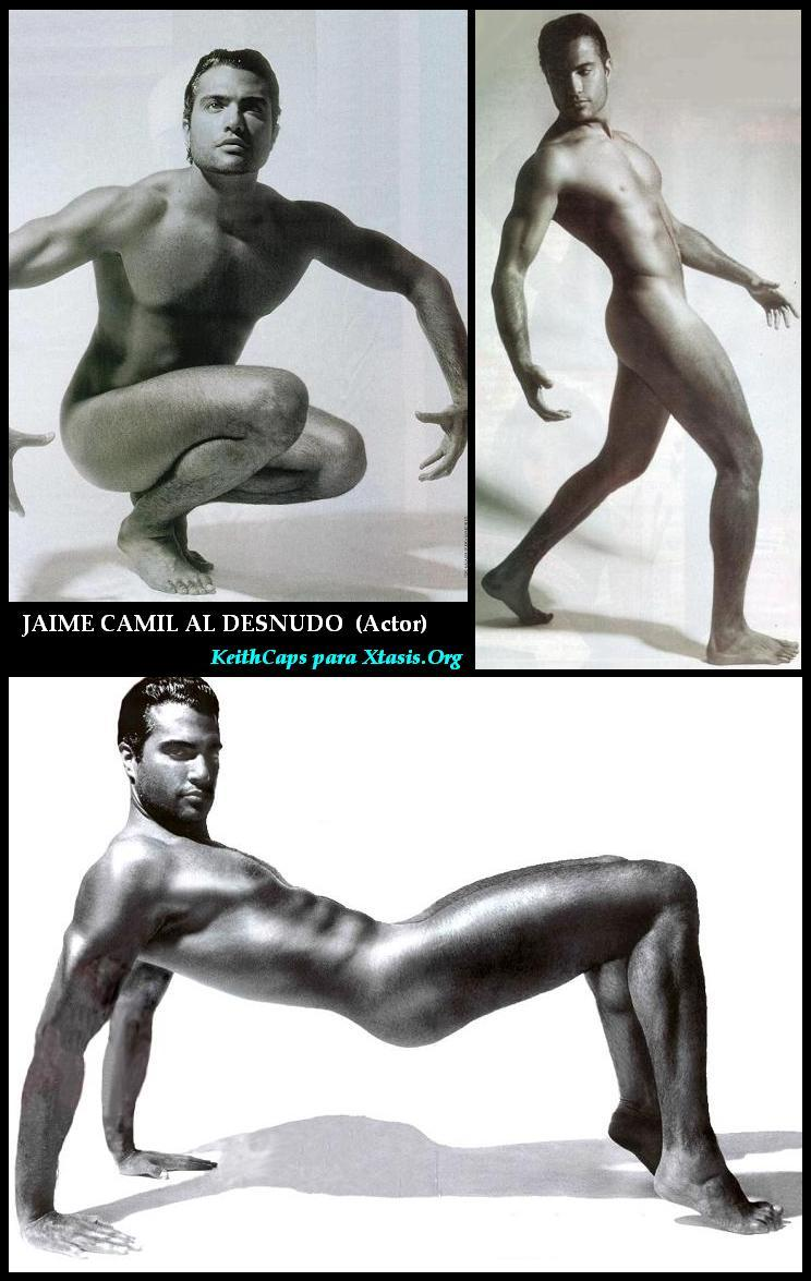 Jaime Camil Desnudo