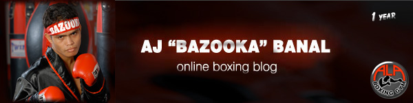 AJ Banal | AJ Bazooka Banal | AJ Banal Videos | AJ Banal Records | AJ Banal next fight