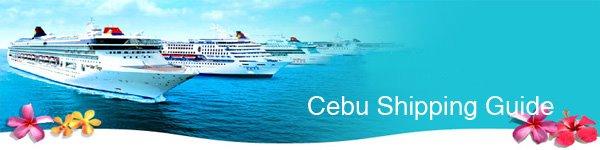 Cebu Shipping Guide & Schedule