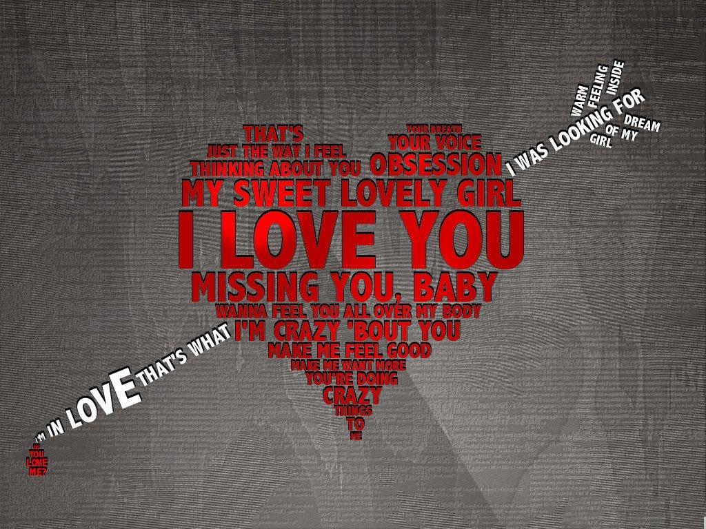 красивые картинки про любовь на рабочий стол - Обои красивые картинки про Любовь для рабочего стола