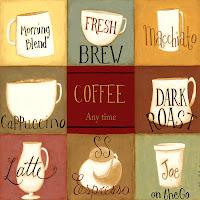 Cafe Napkin