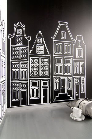 Zuuz - Amsterdam wall decal