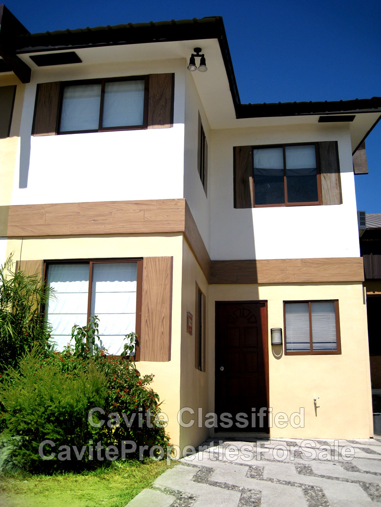 Cavite classified carmona estates cypress house model for Cypress house