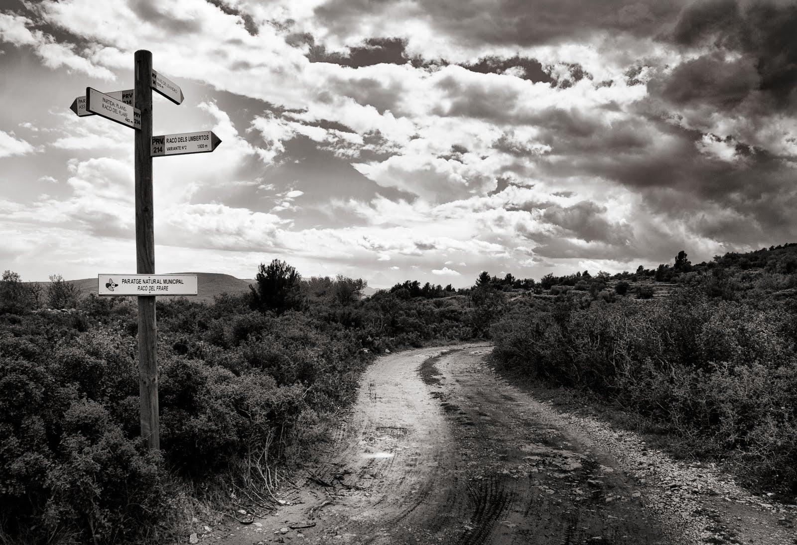 Victorok en blanco y negro serie caminos a la esperanza - Fotos en blanco ...