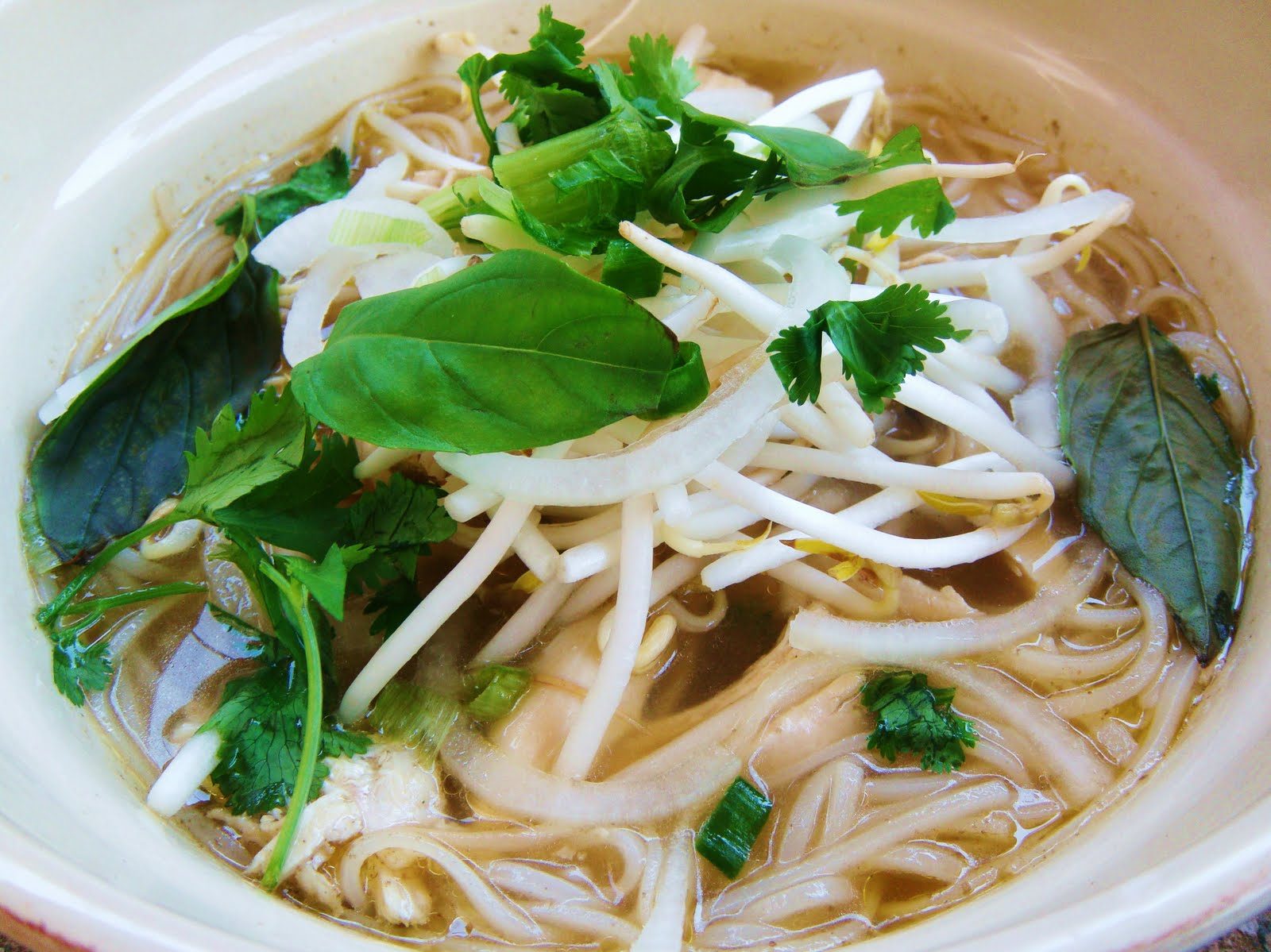 how to make pho ga