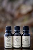 Perfumes naturais