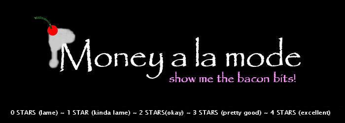 Money A La Mode