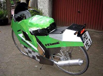 Las bicis y motos mas raras del mundo !