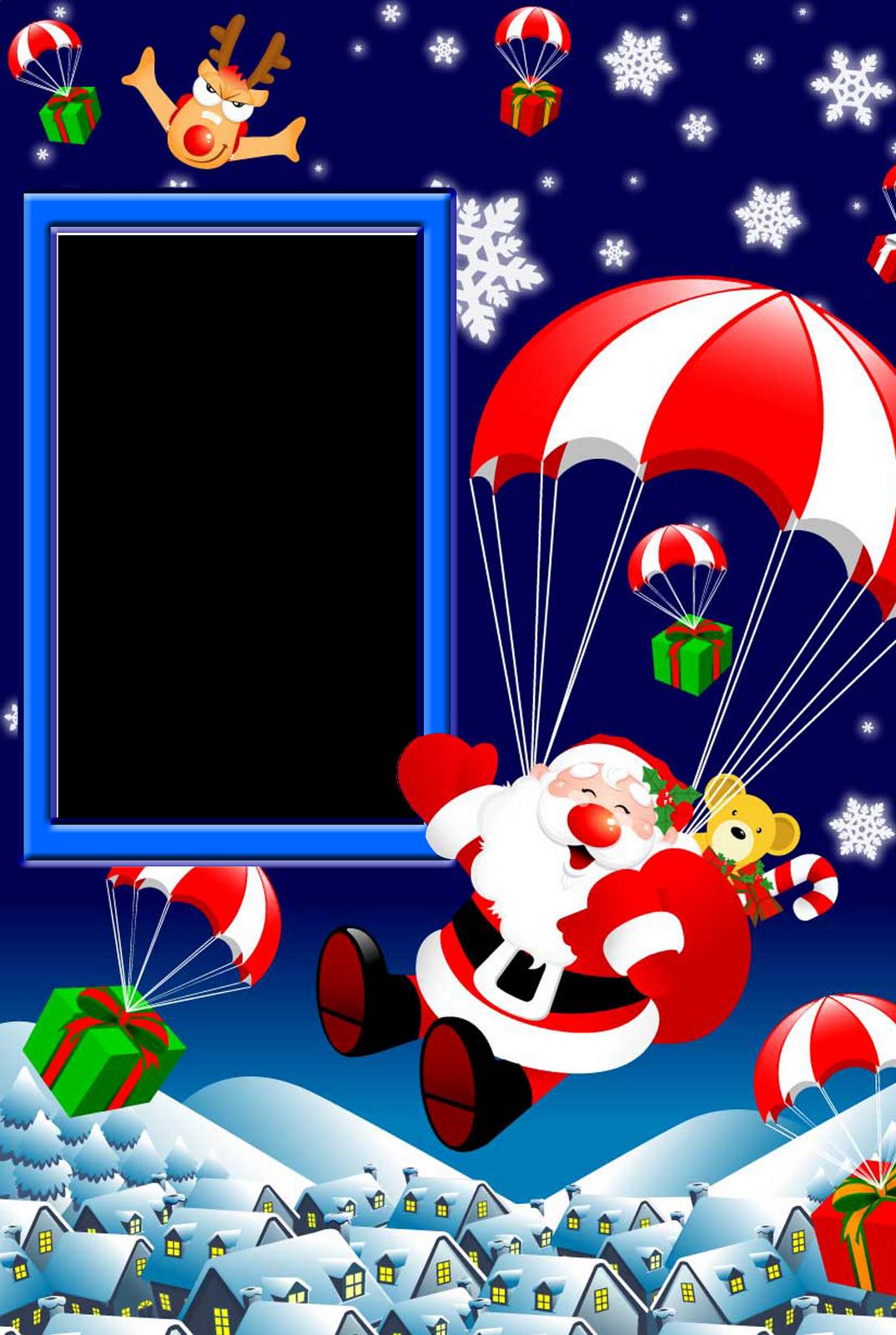 Marcos para tarjetas de navidad imagui - Marcos navidad fotos ...