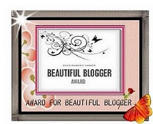 """Beautifull Blogger Award"""