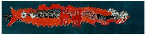 Serie Origenes / Fósil II