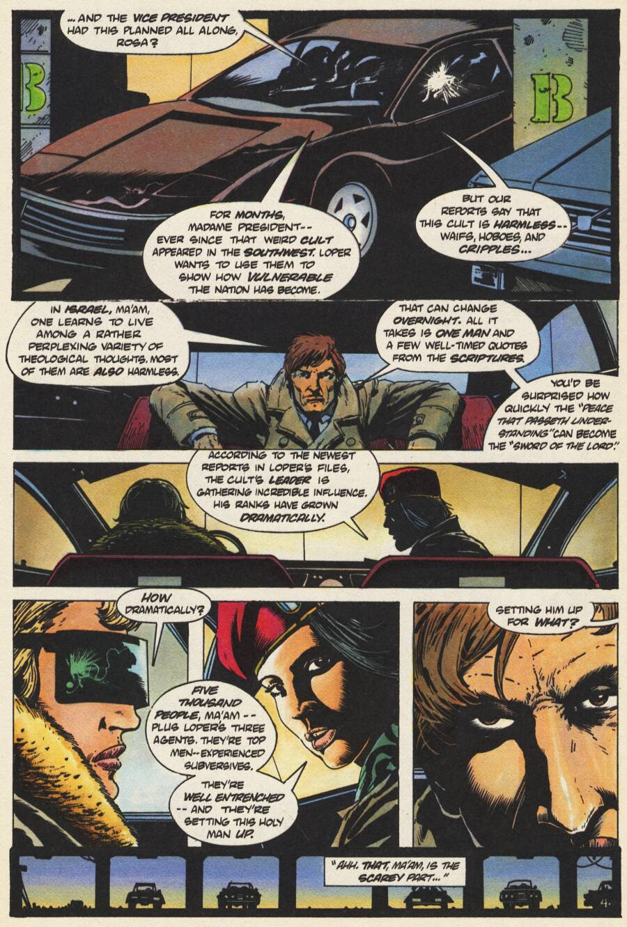 Read online Scout comic -  Issue #10 - 6