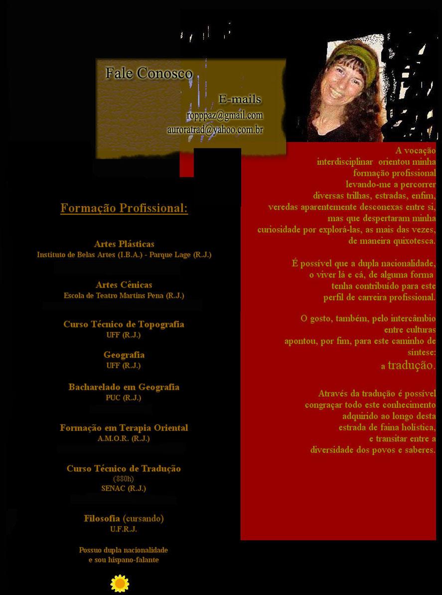 Tradutor responsável-Rosana Perez Pousa