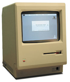 Mac 128 K