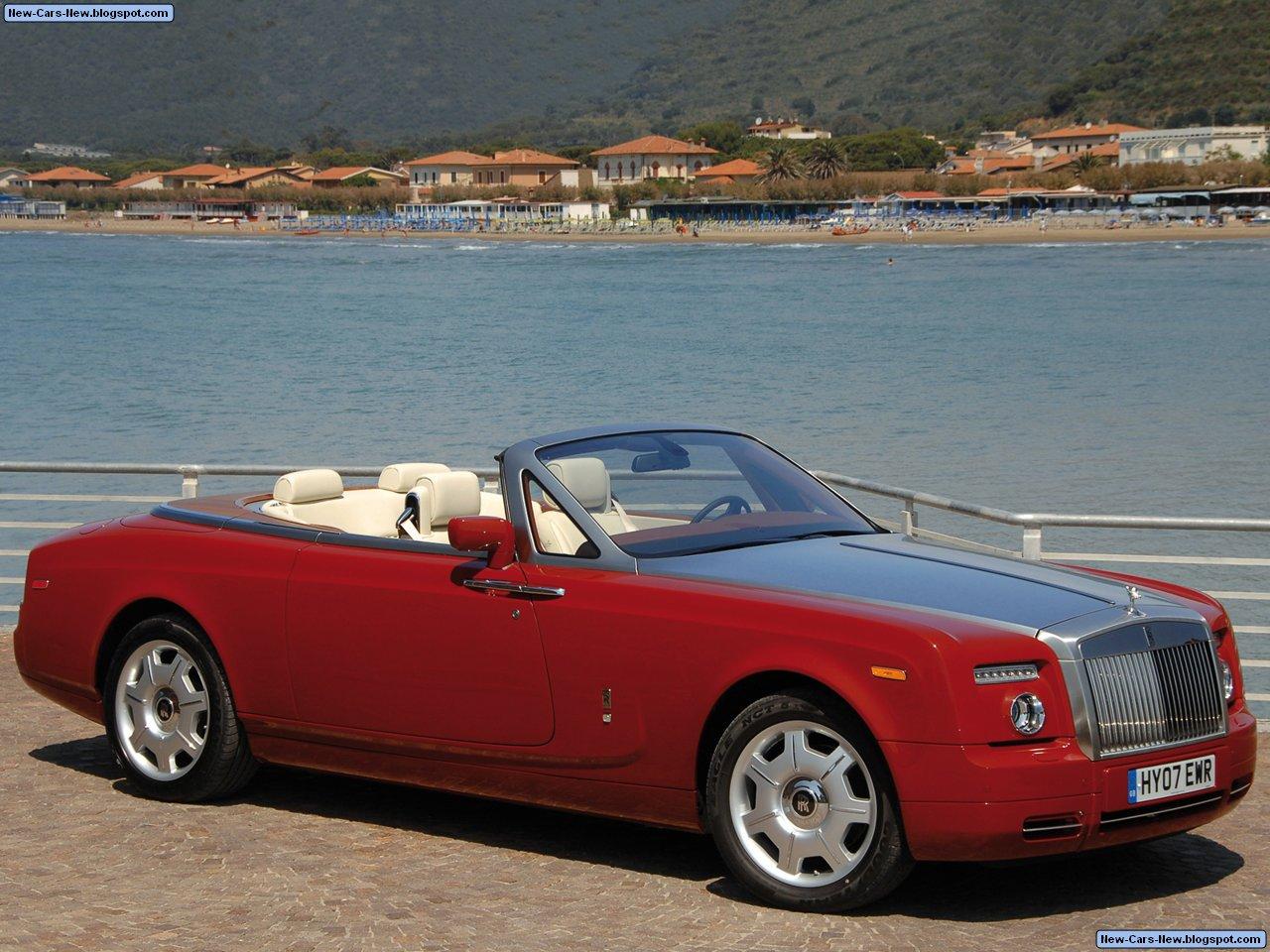 Rolls Royce Phantom Drophead Coupe 2008 Best Car Blog