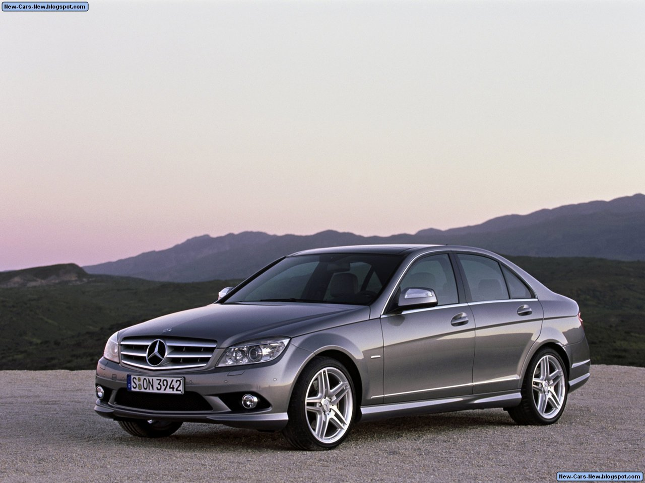 Mercedes benz c class 2008 for Mercedes benz c classes