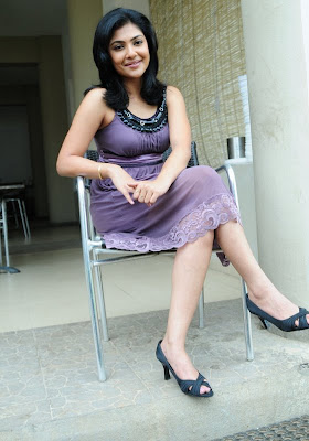 Kamilini Mukharjee in short frock photo gallery unseen pics