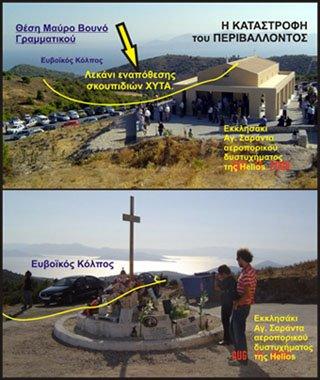 16. ΕΠΑΙΤΕΙΟΣ ΤΗΣ ΤΡΑΓΩΔΙΑΣ 14/8/09 του Αεροπορικού δυστυχήματος Hellios.