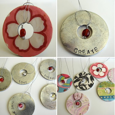 DIY Industrial Strength Jewelry | Gift Idea | Girls Camp Crafts