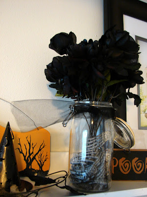 DIY Simple Halloween Decor