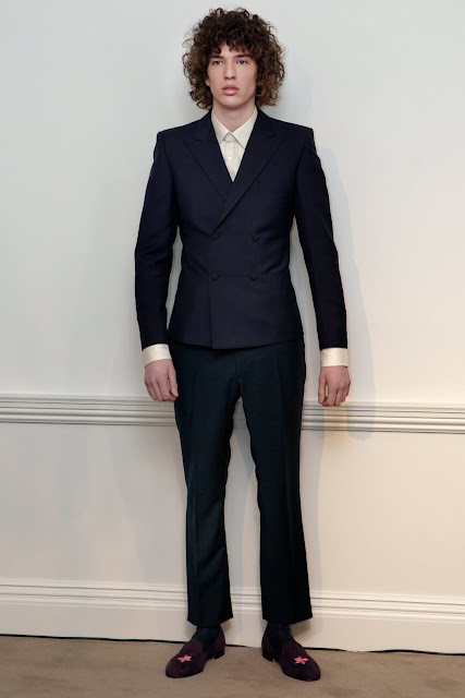 Gieves & Hawkes at London Fashion Week