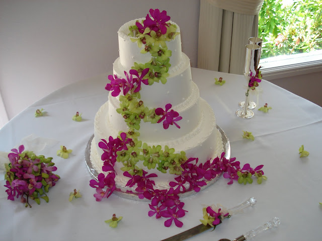 Wedding Decoration Orchid Flowers