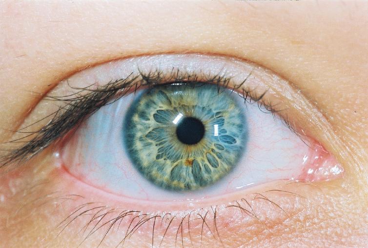 Natural Kaleidoscope Eyes