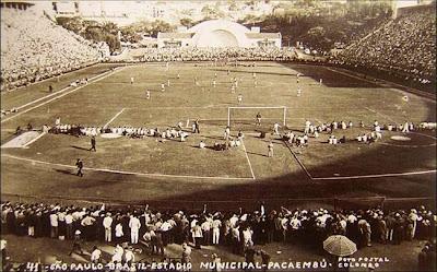 ESTÁDIO DO PACAEMBU – 1941