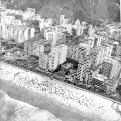 Posto 4 - Copacabana - 1952