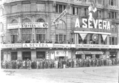 Novo Cinema Odeon em 1926