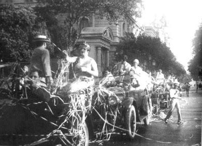 Carnaval - O CORSO - 1907