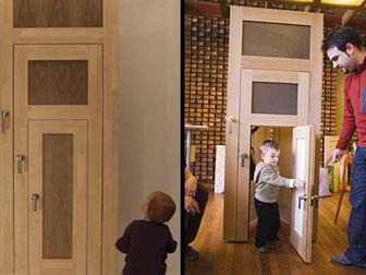 10 Desain Pintu yang Unik