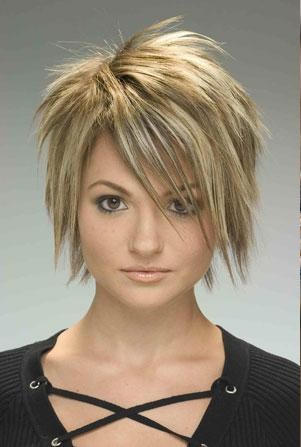 short funky hairstyles for women. Short Funky Hairstyles For