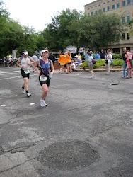 Running in Augusta