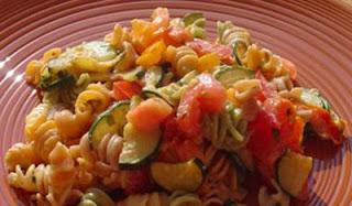 pasta & vegetables