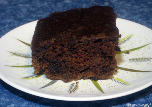 chocolate oatmeal cake recipe yummly beetified chocolate oatmeal cake ...