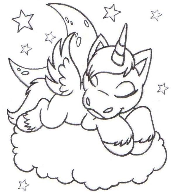 Neopets Coloring Pages Free Download