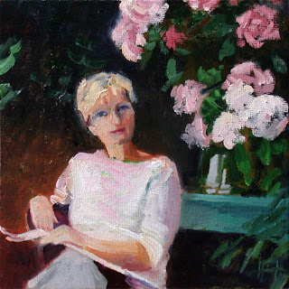 Roses by Liza Hirst