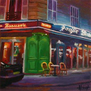The Green Corner by Liza Hirst